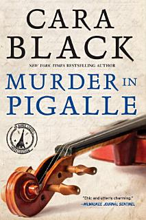 Murder in Pigalle Book