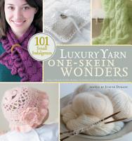 Luxury Yarn One Skein Wonders   PDF