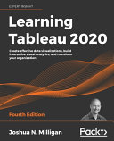 LEARNING TABLEAU 2020 - FOURTH EDITION