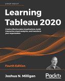 LEARNING TABLEAU 2020   FOURTH EDITION PDF