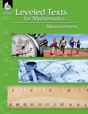 Leveled Texts for Mathematics  Measurement