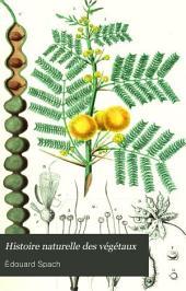 Histoire naturelle des végétaux: phanérogames. Atlas, Volume13