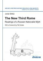 The New Third Rome PDF