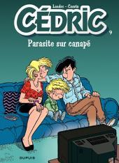 Cédric - 9 - PARASITE SUR CANAPE