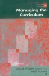 Managing the Curriculum