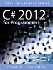 C# 2012 for Programmers: Edition 5