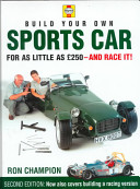 Build Your Own Sports Car for as Little as   250   and Race It  PDF