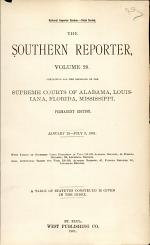 Southern Reporter
