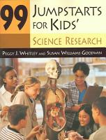 99 Jumpstarts for Kids  Science Research PDF