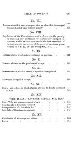 A History and Explanation of the Stamp Duties: Containing Remarks on the Origin of Stamp Duties, a History of the Duties in this Country ... an Explanation of the System and Administration of the Tax, Observations on the Stamp Duties in Foreign Countries and the Stamp Laws at Present in Force in the United Kingdom, with Notes, Appendices, and a Copious Index