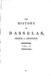 The History of Rasselas: Prince of Abissinia. By Dr. Johnson. Two Volumes in One. With a Portrait and Life of the Author, Volume 2