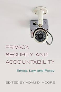 Privacy  Security and Accountability PDF