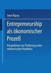 Entrepreneurship als   konomischer Proze   PDF