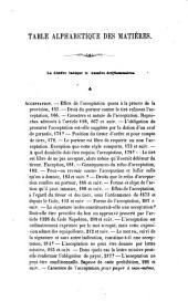 Droit commercial: commentaire du code de commerce ; Livre Ier ; Titre VIII. De la lettre de change, des billets à ordre et de la prescription, Volume2
