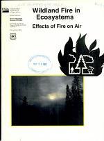 Wildland Fire in Ecosystems