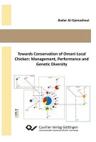 Towards Conservation of Omani Local Chicken PDF