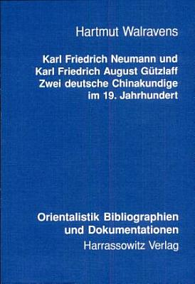 Karl Friedrich Neumann  1793 1870  und Karl Friedrich August G  tzlaff  1803 1851  PDF