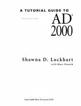 A Tutorial Guide to AutoCAD 2000 PDF