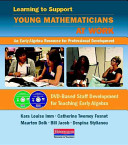 Learning to Support Young Mathematicians at Work PDF