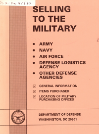 Selling to the Military PDF
