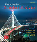 Loose Leaf for Fundamentals of Structural Analysis PDF