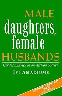 Male Daughters  Female Husbands