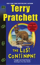 The Last Continent: A Novel of Discworld
