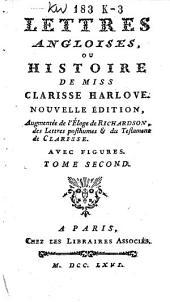 Lettres angloises, ou Histoire de Miss Clarisse Harlove: Volume2