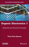 Organic Electronics 1 PDF