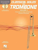 Classical Solos for Trombone  Vol  2 PDF