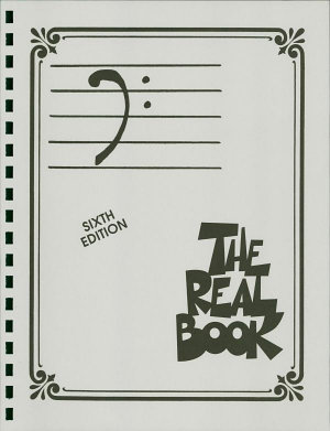 The Real Book   Volume I  Songbook