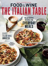 Food   Wine The Italian Table