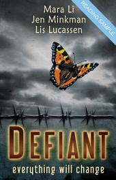 Reading sample for Defiant:: A Dystopian Collection