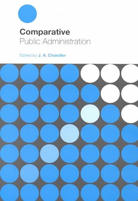 Comparative Public Administration PDF