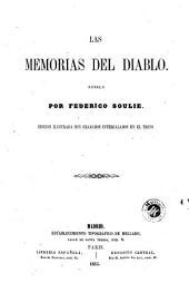 Las Memorias del diablo: novela