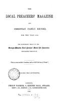 The Local Preachers  Magazine and Christian Family Record PDF