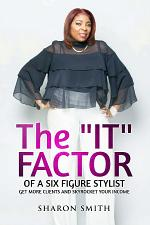 The IT FACTOR of a SIX FIGURE STYLIST (Get more clients and skyrocket your income)