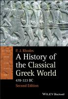 A History of the Classical Greek World PDF