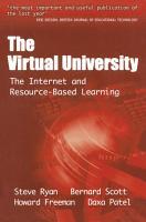 The Virtual University PDF