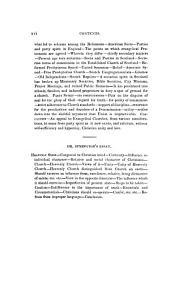 Essays on Christian Union