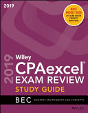 Wiley CPAexcel Exam Review 2019 Study Guide PDF