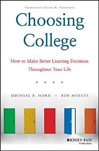 Choosing College Book