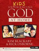 Kids Experiencing God at Home  Leader Guide