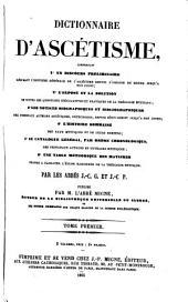 Nouvelle encyclopédie théologique: Volume45