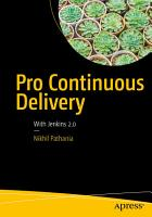 Pro Continuous Delivery PDF