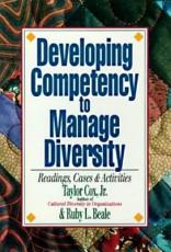 Developing Competency to Manage Diversity PDF