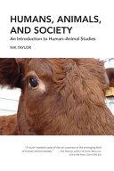 Humans, Animals, and Society