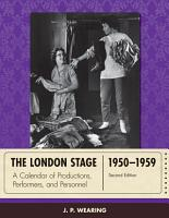 The London Stage 1950 1959 PDF