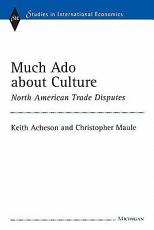 Much Ado about Culture PDF