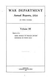 Message of the President of the United States and Accompanying Documents,etc: Volume 3